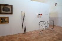 La Chapelle Fifteen. Group Exhibition. La Chapelle des Calvariennes, Mayenne. 2015.