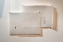Proposition d'Arthur Saguez dans l'exposition Hotel Dynamite. La Chapelle Saint Jacques. Saint Gaudens. 2018. © David Michael Clarke ADAGP.