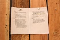 Proposition de Valentin Alizer dans l'exposition Hotel Dynamite. La Chapelle Saint Jacques. Saint Gaudens. 2018. © David Michael Clarke ADAGP.