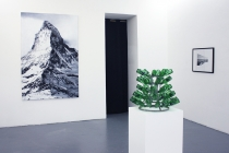 Charles Coturel, David Michael Clarke. Multiples #05. Exposition collective. Galerie RDV, Nantes. 2014. Photo : Léa Cotart-Blanco.