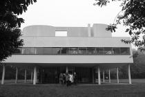 Visite de la Villa Savoye.